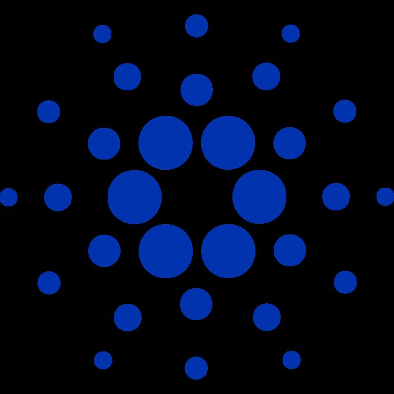 Cardano ADA Ticker Logo