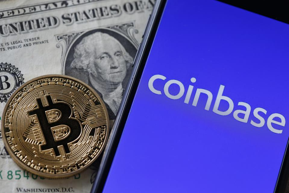 Coinbase IPO COIN lists