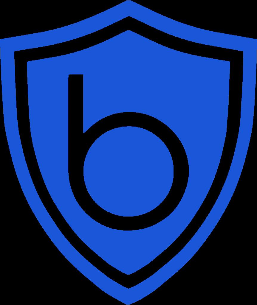 Bitvavo Shield Logo