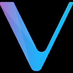 VeChain VET Logo