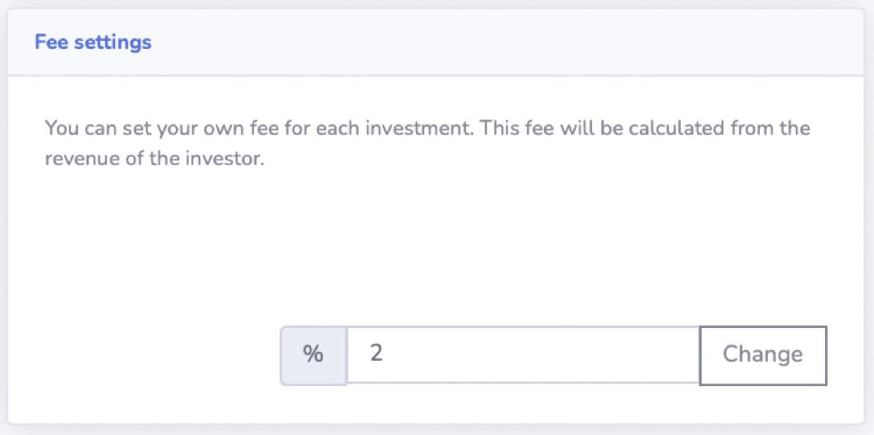 Mercor Finance Fee Structure