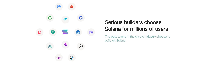 Build on Solana SOL
