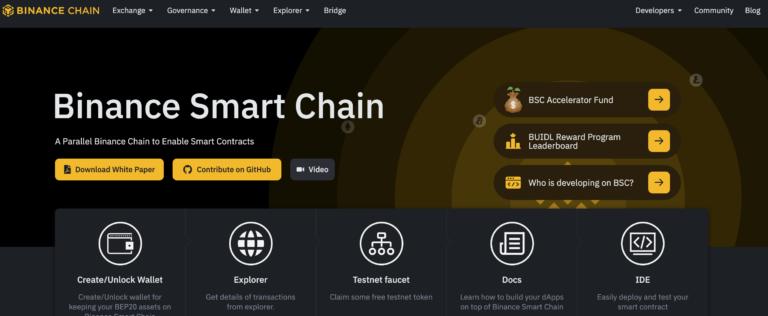 Binance Smart Chain BEP-20