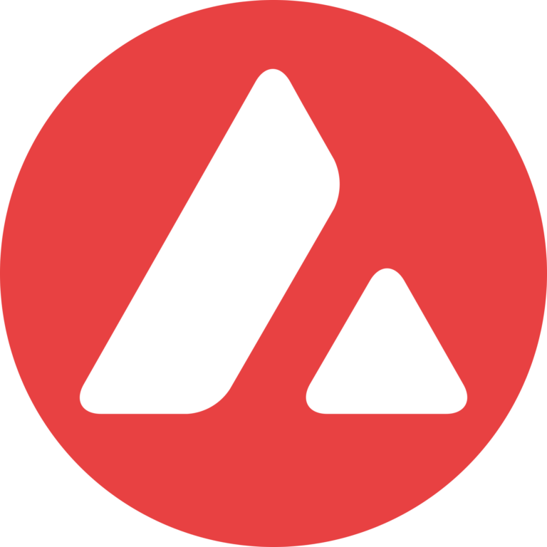 Avalanche AVAX Logo