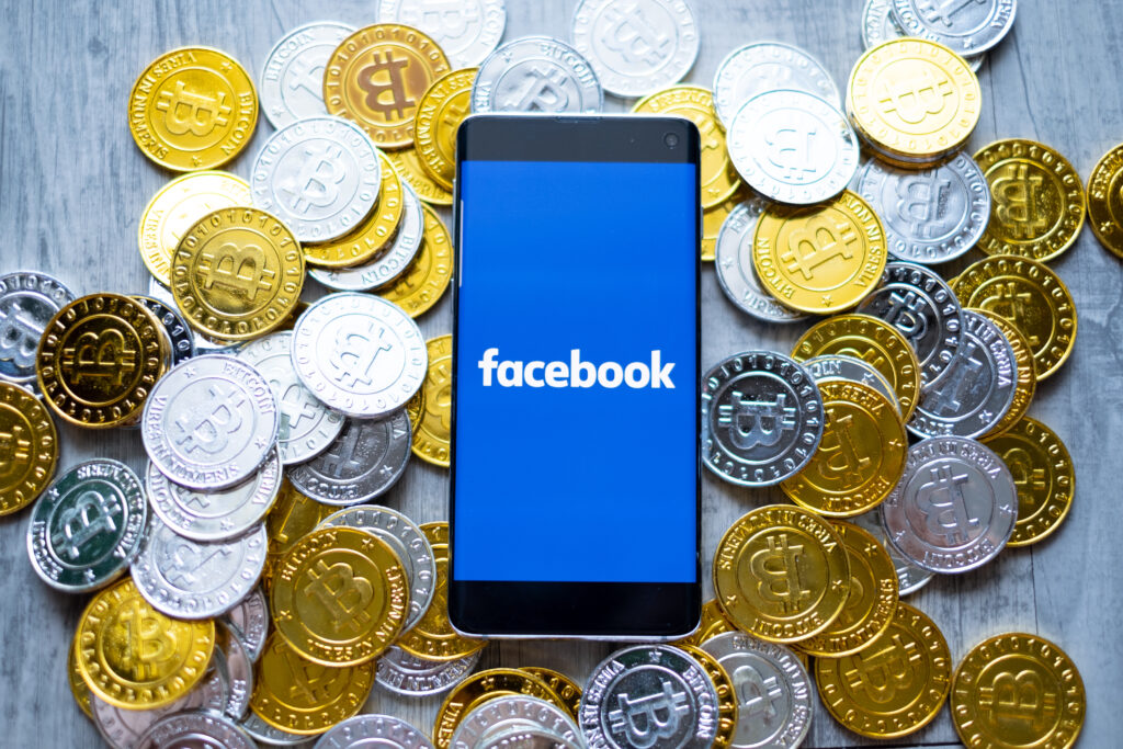 Facebook and crypto