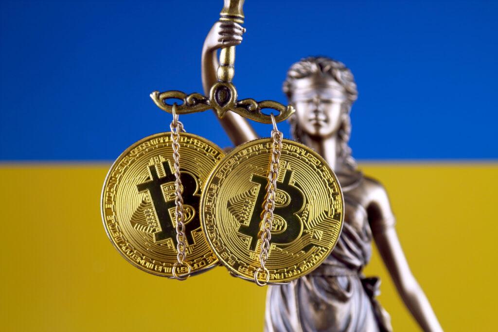 Ukraine legalizes Bitcoin