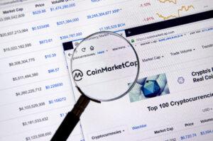 CoinMarketCap hack